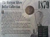 UNITED STATES Silver Coin 1879 CC SILVER DOLLAR ?? F-12 ?? see pic's
